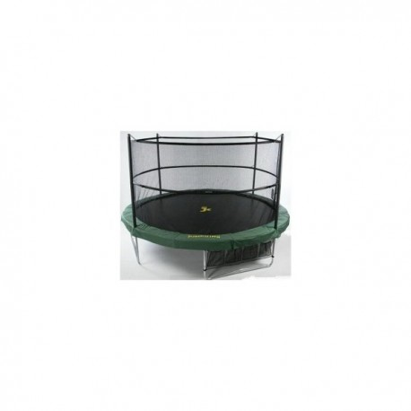 JumpPOD Trampolines inclusief safetynet Rond 370CM (92 CM Hoog)